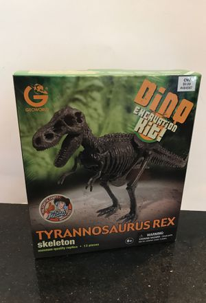 Tyrannosaurs Rex excavation kit for Sale in Culver City, CA