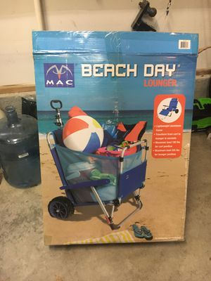 Beach wagon lounger for Sale in Virginia Beach, VA