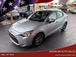 2019 Toyota Yaris Sedan for Sale in Hialeah, FL