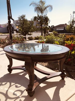 Ashley Furniture Norcastle Cocktail Table for Sale in Cypress, CA