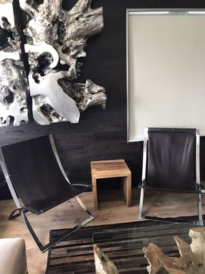 Italian Designer chair , ( bought 950 each) for Sale in Miami Beach, FL