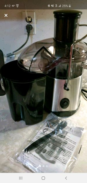 Fusion juicer for Sale in Estancia, NM