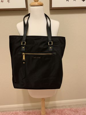 Marc Jacobs Trooper Nylon Black Tote! for Sale in Houston, TX