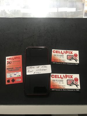 iPhone XR 64gb Unlocked T-Mobile Cricket Metro PCs AT&T for Sale in Los Angeles, CA