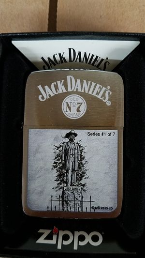 Zippo jack Daniel's scenes #1 28736 for Sale in Los Angeles, CA
