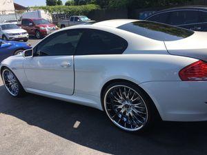 22 in Chrome Savini Rims & Tires for Sale in UPPR MARLBORO, MD