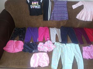 Baby girl clothes 18 months for Sale in San Antonio, TX