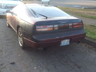1990 300zx Na 5 Speed for Sale in Vancouver,  WA