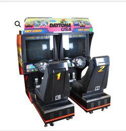 Daytona USA Twin Arcade for Sale in Molalla,  OR