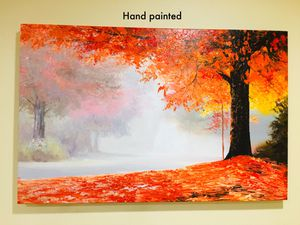 Brand New Hand Painted Canvas Painting for Sale in Kirkland, WA