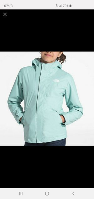 NEW WITH TAGS girls North Face TRICLIMATE coat for Sale in Manhattan Beach, CA