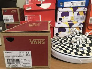 Vans Authentic Golden Coast for Sale in Fairfax, VA