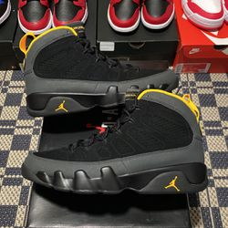 """Air Jordan 9 Retro """"Charcoal"""" Size 7.5,8.5,10,10.5 100% Authentic 100% Brand New for Sale in Philadelphia,  PA"""