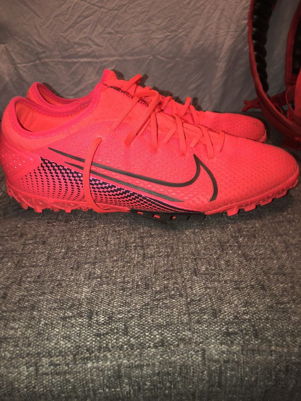 Nike mercurial vapor 13 pro turf size 10