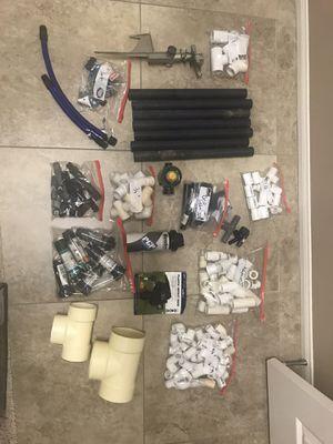 Sprinkler parts all for $10 Lancaster west side for Sale in Del Sur, CA