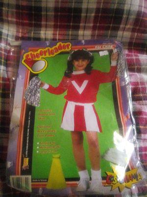 Child's L 12-14 Cheerleader Costume for Sale in Marysville, WA
