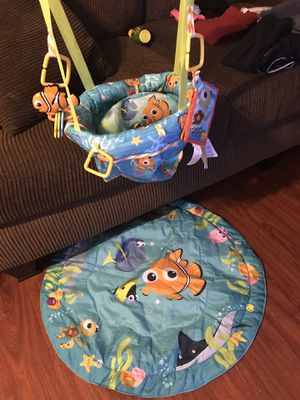 Finding Nemo baby bouncer for Sale in Fresno, CA