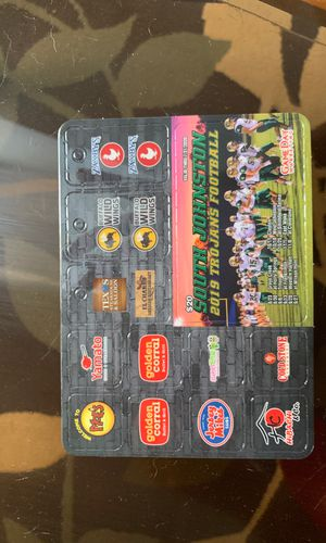 Coupon card for resturants fundraiser for Sale in Benson, NC