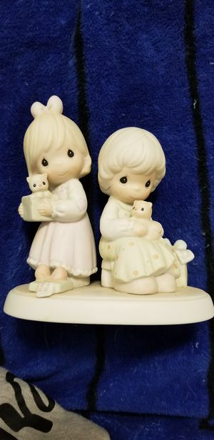 Precious Moments Figurine RETIRED SPECIAL MEMORIAL WEEKEND ONLY for Sale in Miami, FL