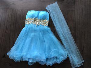 Cinderella short dress for Sale in Las Vegas, NV