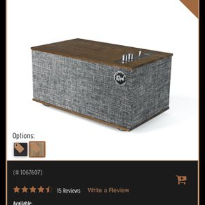 Klipsch Bluetooth Speaker With Voice Control !!! for Sale in Las Vegas, NV