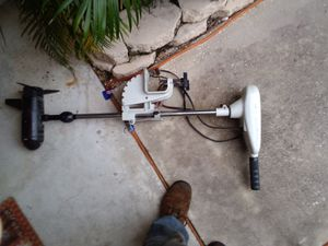 MotorGuide Electric saltwater trolling motor for Sale in St. Petersburg, FL
