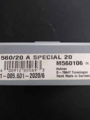 Honer 560/20 A special 20 harmonica for Sale in Lakeland, FL