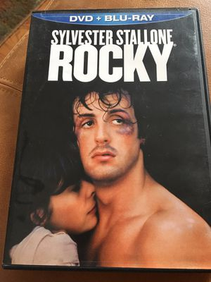 Blu-ray CD original Rocky for Sale in Winterville, NC