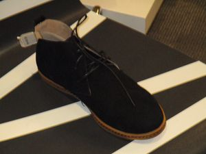 Suede shoe boot Genuine leather, sizes 8.5 to 13 for Sale in Philadelphia, PA