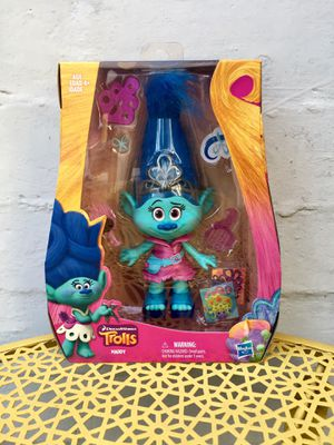 Maddy the Hair Stylist - Trolls Doll - Hasbro | Dreamworks - New in Box for Sale in Pasadena, CA