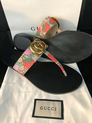 New gucci women sandal size 6 7 8 9 10 for Sale in Hollywood, FL