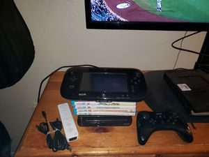 Nintendo Wii U 200 for Sale in Colton, CA