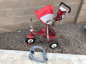 Radio Flyer Tricycle for Sale in Albuquerque, NM