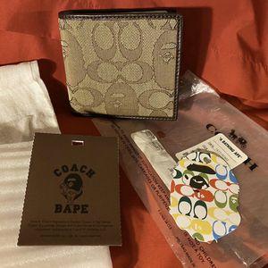 Bape X Coach for Sale in Buena Park, CA