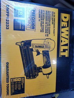DeWalt nail gun for Sale in Boston, MA