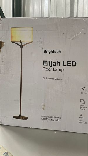 Brightech Elijah LED Floor Lamp for Sale in Long Beach, CA