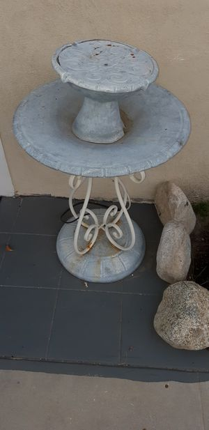 Electric water fountain for Sale in Palm Springs, CA