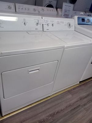 KENMORE TOP LOAD WASHER AND ELECTRIC DRYER SET WORKING PERFECT for Sale in Baltimore, MD