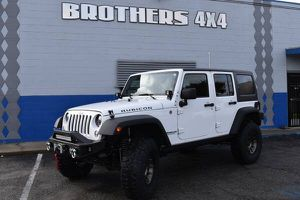 2014 Jeep Wrangler Unlimted Rubicon for Sale in Montclair, CA