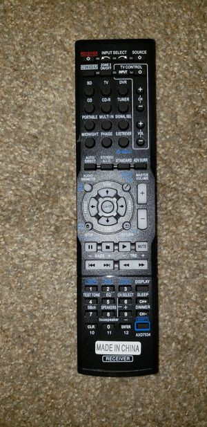 BRAND NEW remote compatible with Pioneer models ***please read details to see what products it is compatible with) for Sale in Great Mills, MD