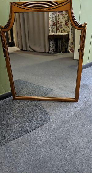 Antique mirror for Sale in SKOK, WA