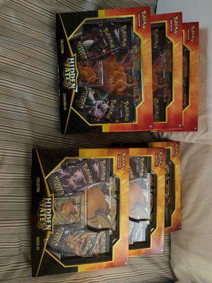 Pokemon Hidden Fates GX Collection Box - Charizard And Raichu Box set for Sale in San Diego, CA
