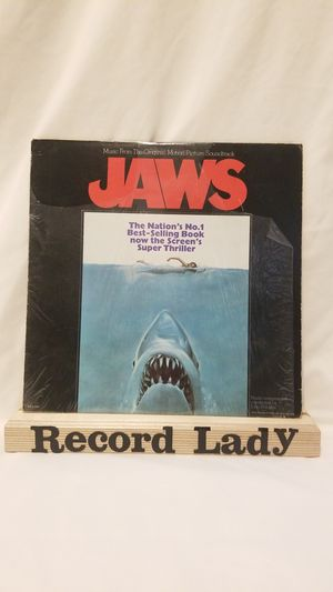 """Jaws """"Soundtrack"""" vinyl record for Sale in San Diego, CA"""
