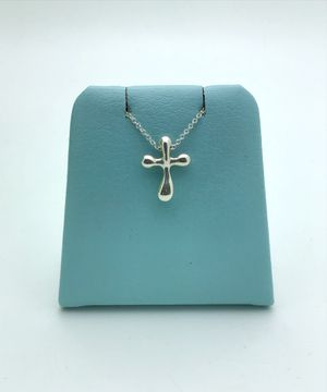 Tiffany & Co. Cross Charm for Sale in Upland, CA