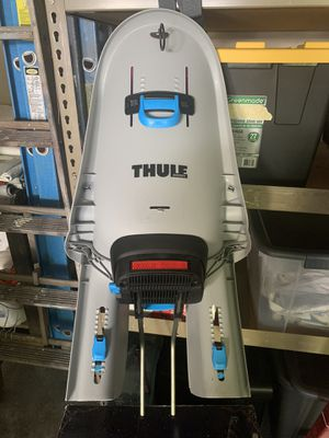 Thule Ridealong child bike seat for Sale in Federal Way, WA