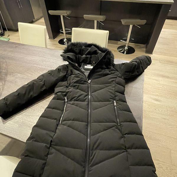 New Calvin Klein Warm Coat