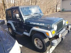 2003 Jeep Wrangler for Sale in Leominster, MA