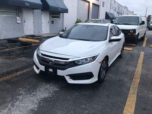 2017 Honda Civic EX for Sale in Miami, FL