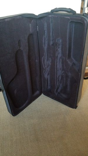 saxophone and trumpet case for Sale in Hightstown, NJ