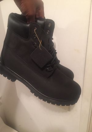 SIZE 11 Brand New Timberland Boots never wore them for sale BRAND NEW for Sale in Baltimore, MD